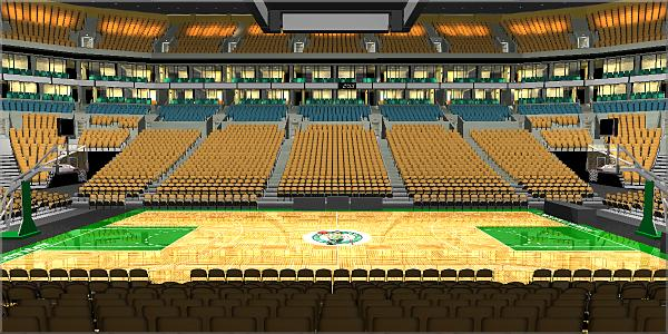 The Celtics Beagle Website Boston Celtics Court Graphics